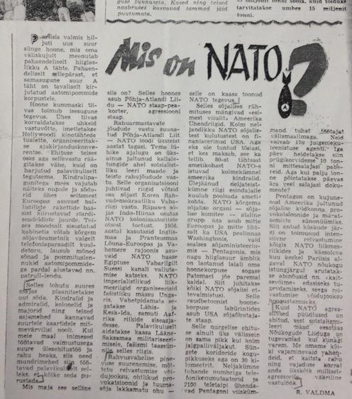 NATOnõukogude